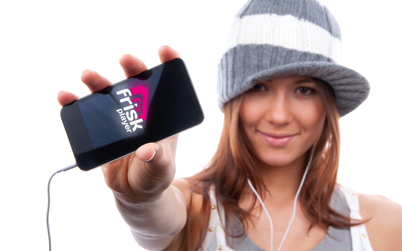 Get the Frisk Radio app and listen to Non-Stop Dance Hits everywhere!